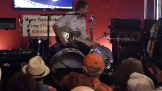 Brody Buster - Trashy Side, Big Blues Bender, Las Vegas 2018.