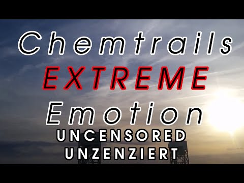 Chemtrails EXTREME  - UNCENSORED  ⬤