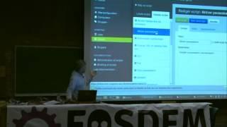 [FOSDEM 2014] BibOS Admin - a web-based, easy to use admin system for Ubuntu