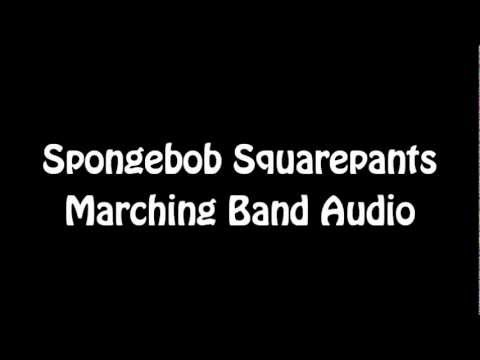 Spongebob Squarepants - Marching Band Audio