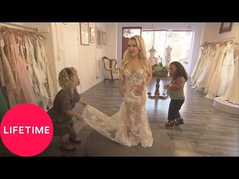 Little Women: LA: Elena's Risque Wedding Dress (S3, E11) | Lifetime