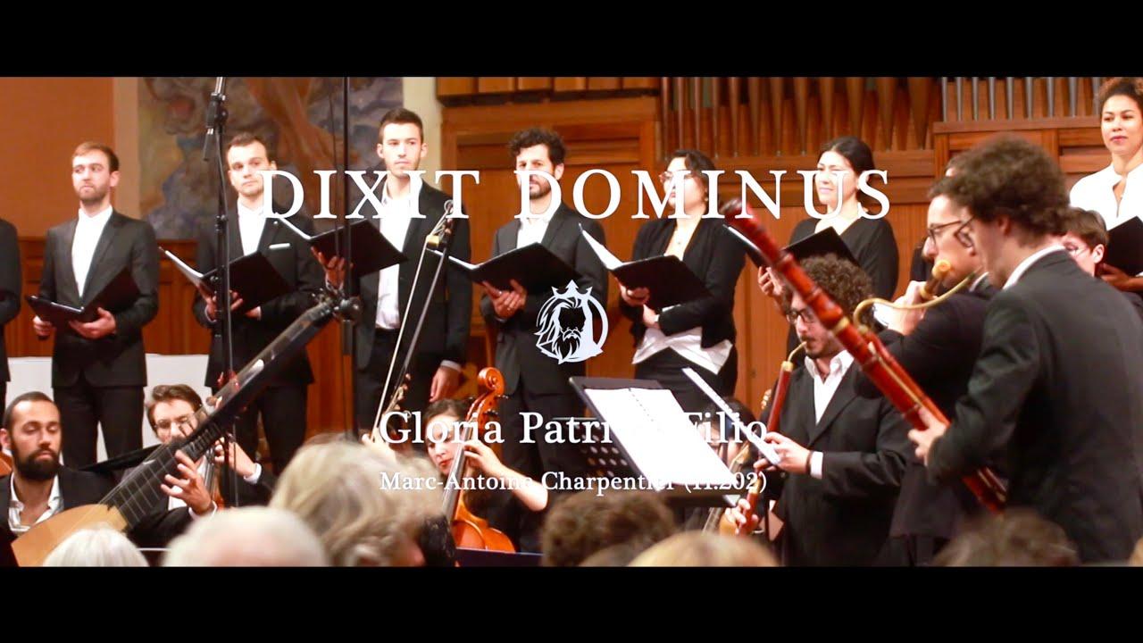 Ensemble Poséidon • Charpentier : Dixit Dominus H.202 (extrait)
