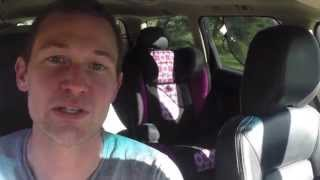 Diono Monterey booster seat review