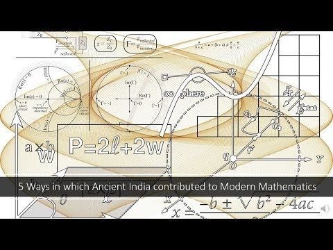 5 Ways in which Ancient India contributed to Modern Mathematics