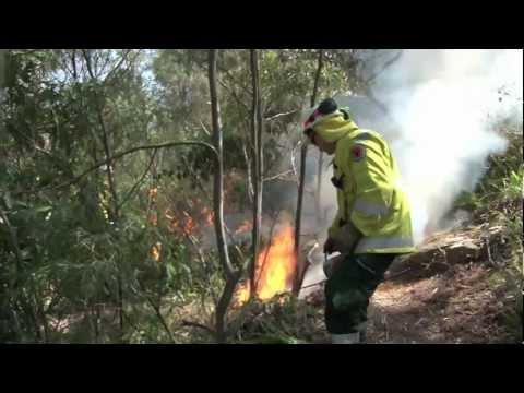 HR Hornsby Heights 2011 Fire season