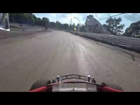 Hot Laps at Limerock Speedway