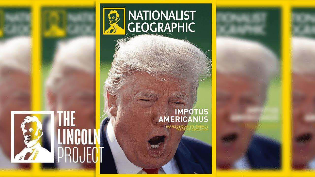 Nationalist Geographic