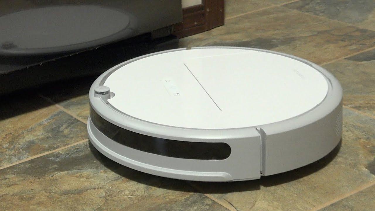 Roborock E20 Robotic Hoover