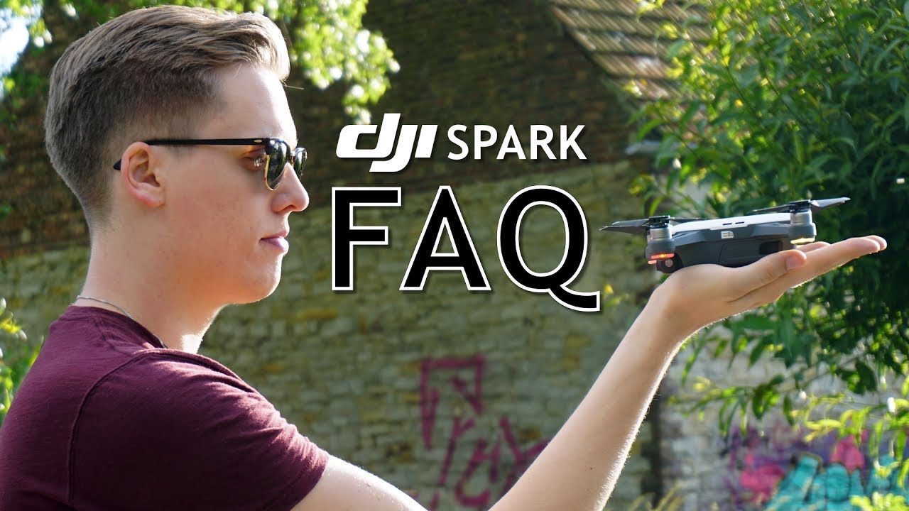 DJI Spark FAQ | Your Questions, My Answers | 4K