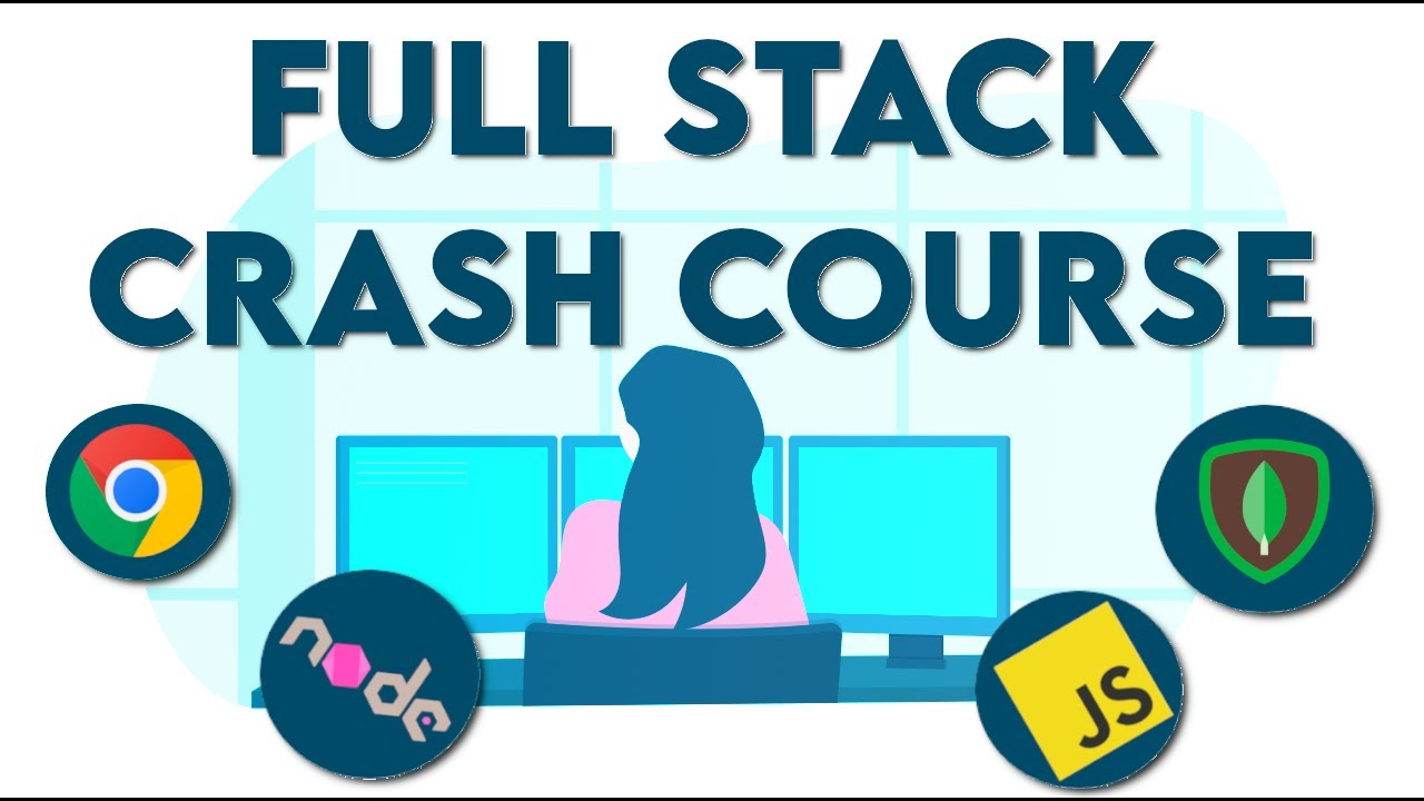Introduction to Full Stack Web Dev Crash Course - 4 Hour Tutorial