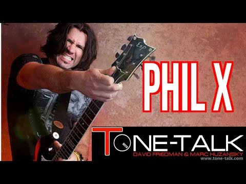 Ep. 13  - It's Phil X from Bon Jovi, The Drills !!!  With Dave and Marc