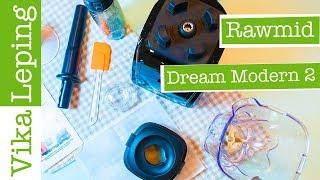 Обзор блендера RAWMID DREAM MODERN 2