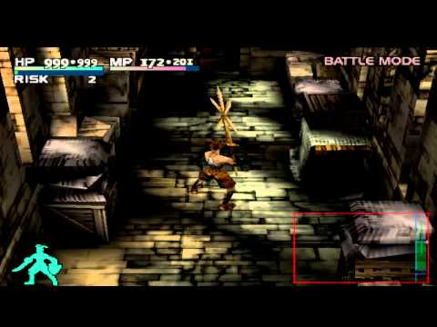 Walkthrough FR l Vagrant Story l Toutes les Magie Druide