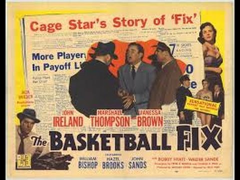 The Basketball Fix (1951) Film Noir