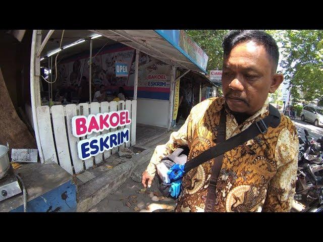 GJSF 1538 Part.3 Griiled Bread Ice Creaml Es Krim Bakar Bakoel Es Krim Pleburan Semarang
