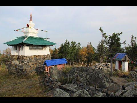 Гора Качканар. Буддийский монастырь. Подъём через село Косья.