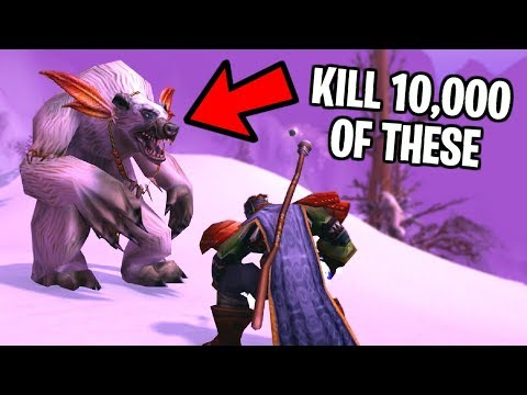 5 Insane Grinds In Classic WoW That Take Forever