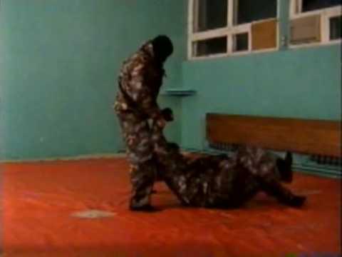 Боевое самбо спецназа видео фото 502-69