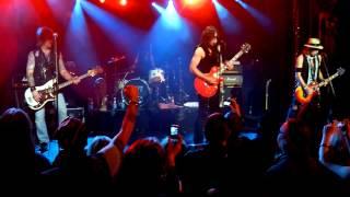 Lost Angels - No More Mr. Nice Guy (Alice Cooper) @ Virgin Oil, Hellsinki 11.01.2013