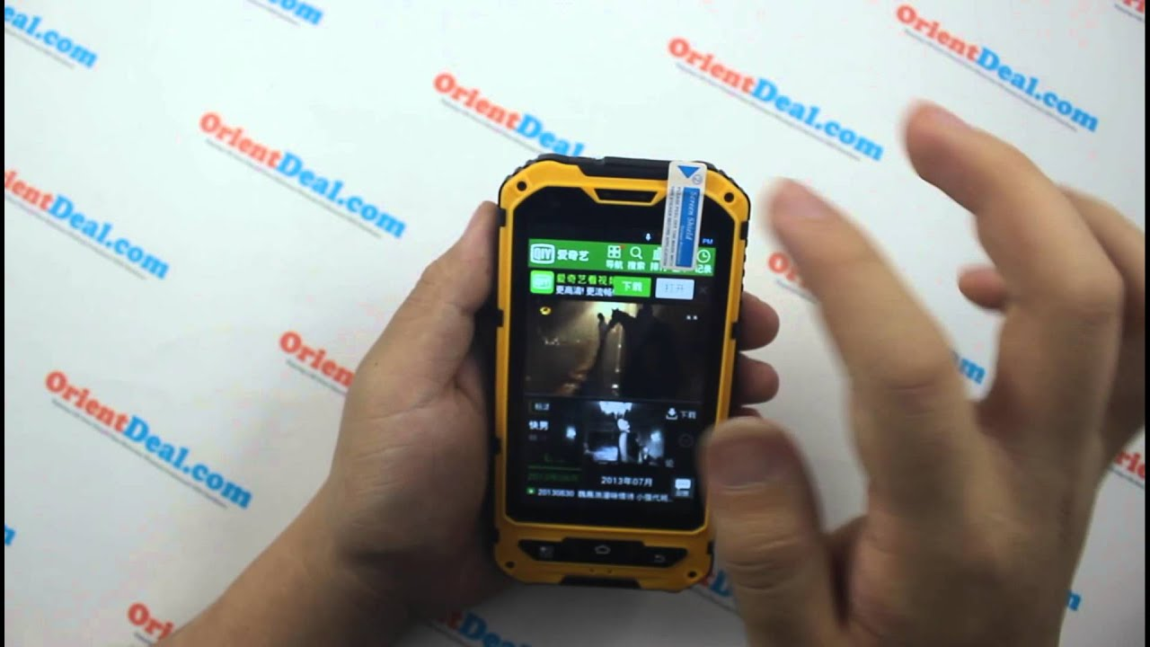 a ip g smartphone mtkw dual core full hands on and a8 ip68 3g smartphone mtk6572w dual core full hands on and unboxing