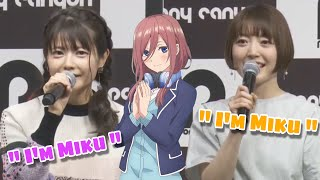 Download lagu [ ENG SUB ] Nakano Sister Impersonation  - Gotoubun no Hanayome