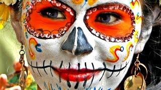 ¡Catrina! Maquillaje & Disfraces (Foto-ideas)  Día de los muertos Marcha de las catrinas 2015