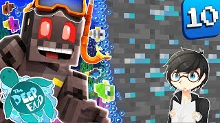 Minecraft The Deep End SMP Episode 10: Captain's Luck