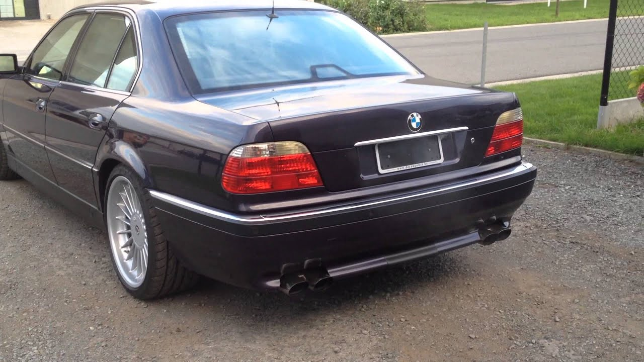 Alpina B Nr For Sale YouTube - Bmw e38 alpina for sale