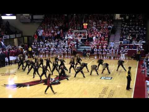 SJU Dance Team - Let Me Clear My Throat