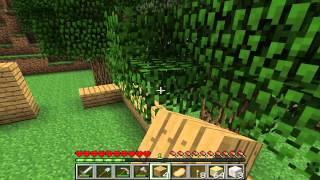 Выживание в игре майнкрафт в режиме хардкор(1 серия)(В этих видео я буду показывать как вам выжить в игре майнкрафт в режиме хардкор.И постараюсь выжить сам:), 2013-02-11T12:10:57.000Z)