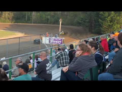 May 19, 2016 Grand Rapids Speedway WISSOTA Modifieds Heat #1