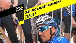 Onboard camera Emotions - Stage 3 - Tour de France 2019