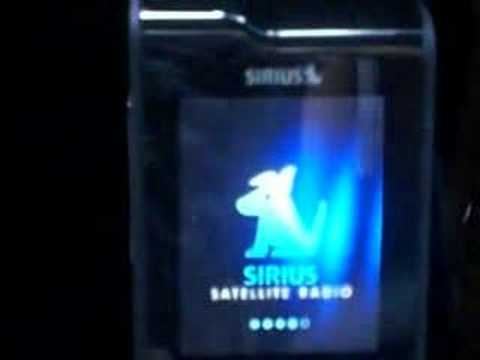Sirius Satellite Radio's Stiletto 2 Constant Error Message