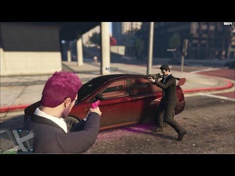 GTA V ONLINE PC: DESCUBRIENDO MUNDO de YouTube · Duración:  25 minutos 1 segundos
