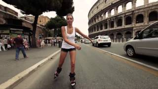 Doop Skates Rolling Through Rome