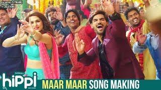 Maar Maar Song Making | Hippi Telugu Movie Songs | Karthikeya | Digangana Suryavanshi | TN Krishna