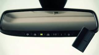 2013 Інфініті FX - система HomeLink® Universal трансивер (якщо такий є)