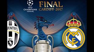 Real Madrid vs. Juventus in UEFA Champions League final