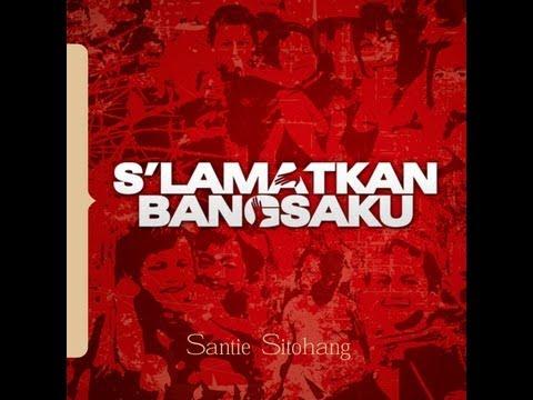 Santie Sitohang - Testimony CD album S'lamatkan Bangsaku