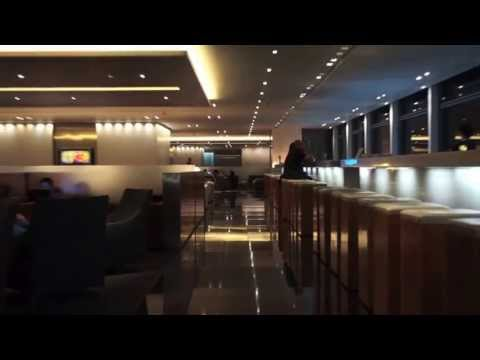 Cathay Pacific Business Class lounges in HKG