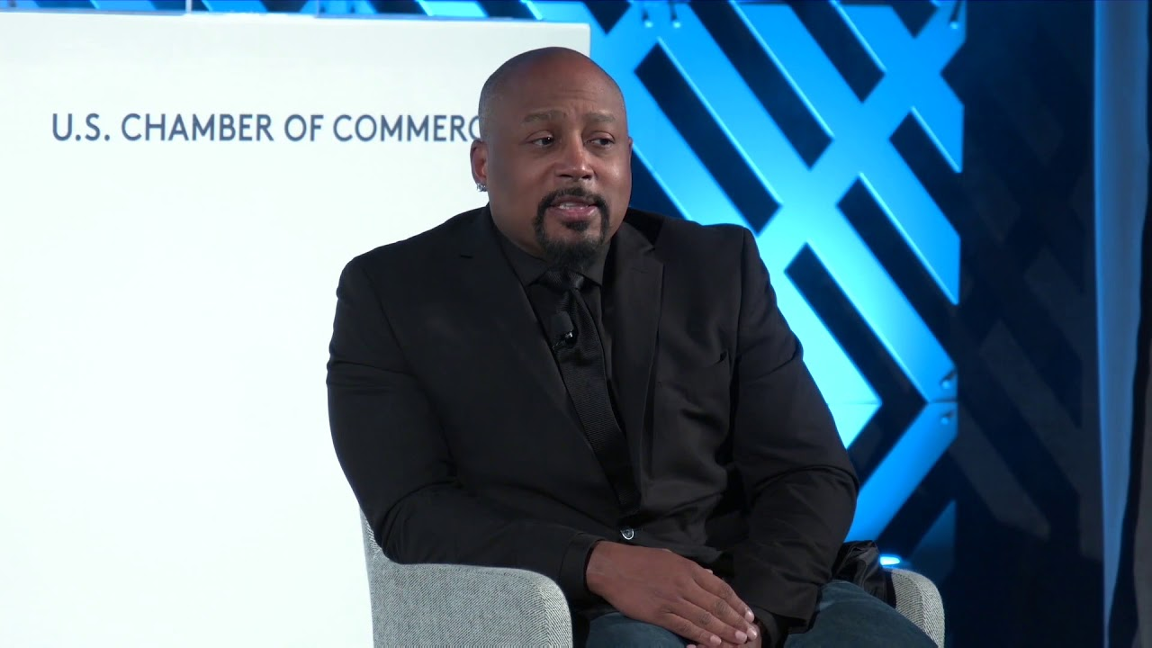 Daymond John Discusses Entrepreneurship