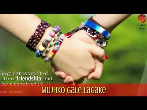 Meri Zindagi Sawari Mujhko Gale Lagake | WhatsApp Status Video | Sanjit Creations