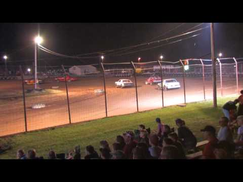 Dallas County Speedway Bomber Feature 08/27/11