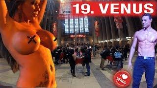 Repeat youtube video Venus Berlin, Erotik Messe mit Micaela Schäfer und Mia Julia Brückner 2015