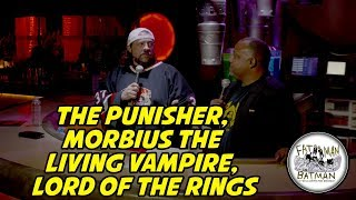 THE PUNISHER, MORBIUS THE LIVING VAMPIRE, LORD OF THE RINGS