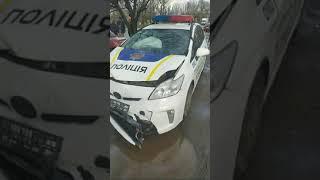 Полиция ДТП Приус Краматорськ Ясногорка