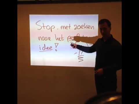 STUDIO.TALK: Lean Startup (Otto Freijser)