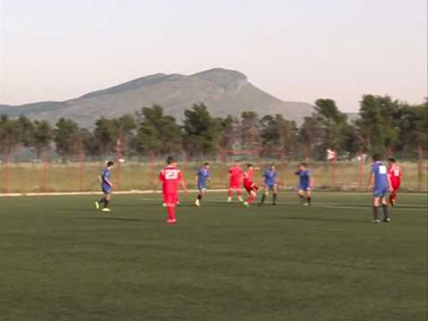ADMIR MUSIC, three goals vs Cetinje, Montenegro youth league