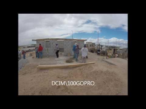 Juarez Mexico Mission trip timelapse video