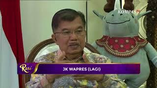Peluang Jokowi di Pemilu 2019 dan Keikutsertaan JK - ROSI